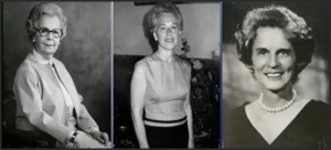 Mary Kindle, H.B. Shaine, Helen Martin, founders of Planned Parenthood