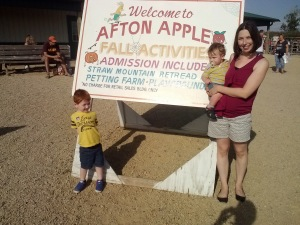 Welcome to Afton Apple
