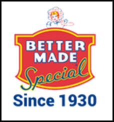 Better Made Snacks Logo
